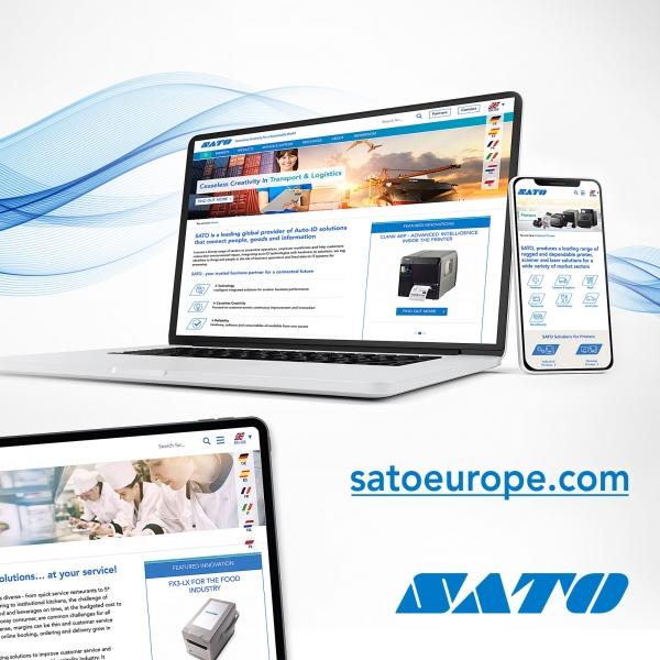 EL NUEVO SITIO WEB DE SATO EUROPE VIVE