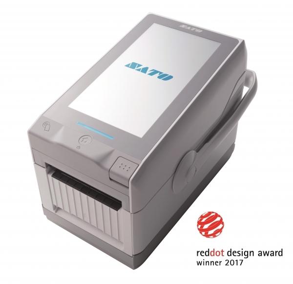SATO presenta la impresora de etiquetas de pantalla táctil inteligente de última generación para aumentar la productividad en la era del internet de las cosas, IoT