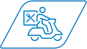 Direct Store Delivery icon