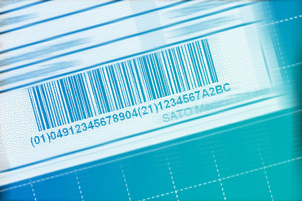 Barcoded medical information