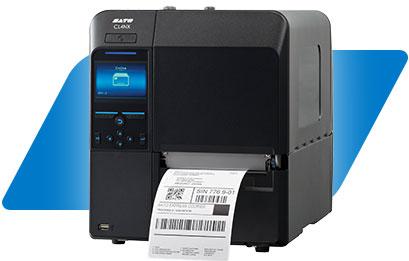 SATO Industrial Printers