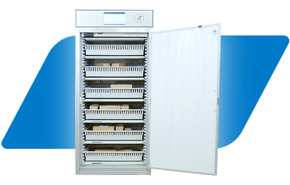 SATO PJM RFID-Enabled Cabinets