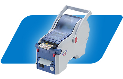 SATO S-70 label dispenser