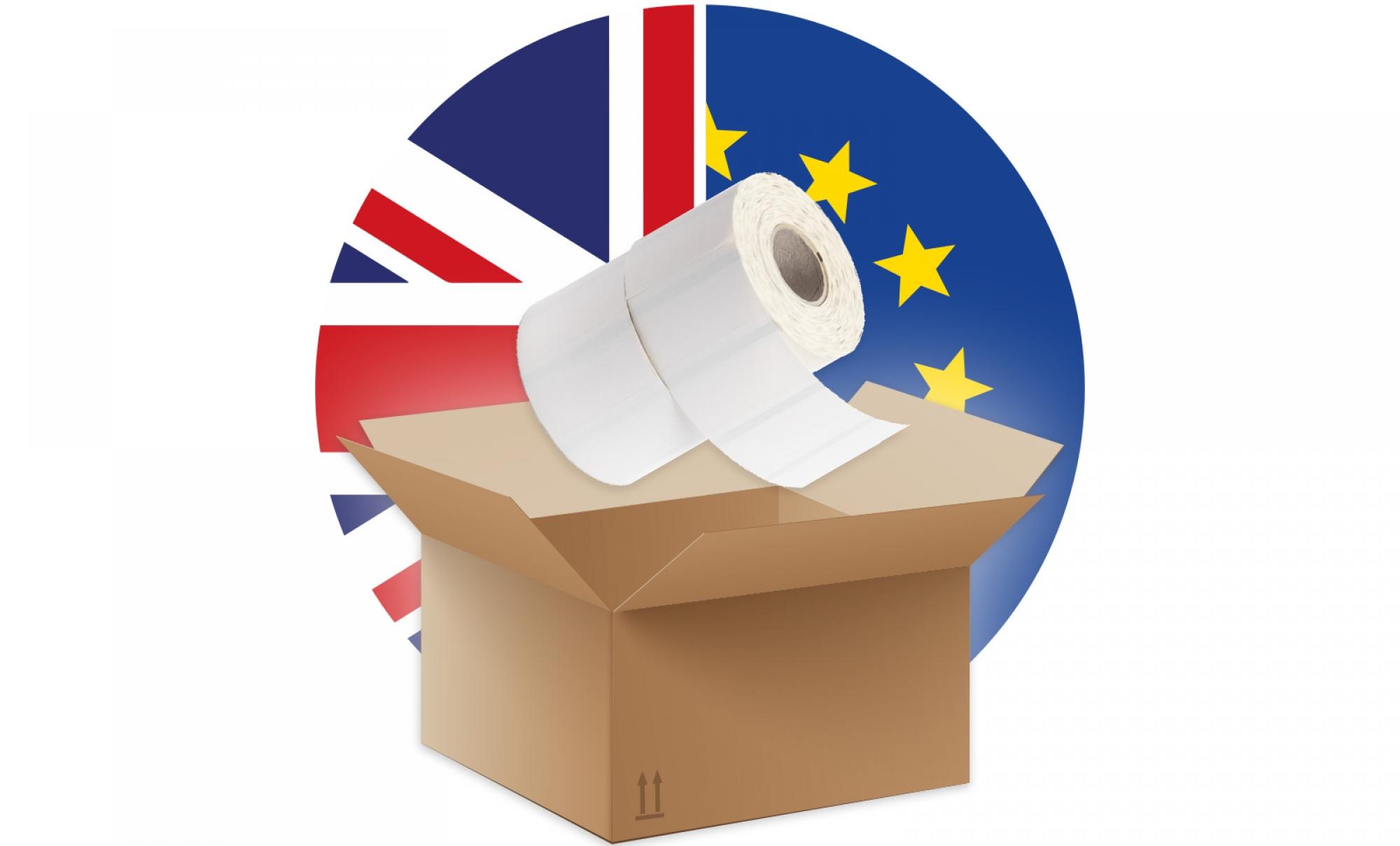 Levering in de UK & Europa