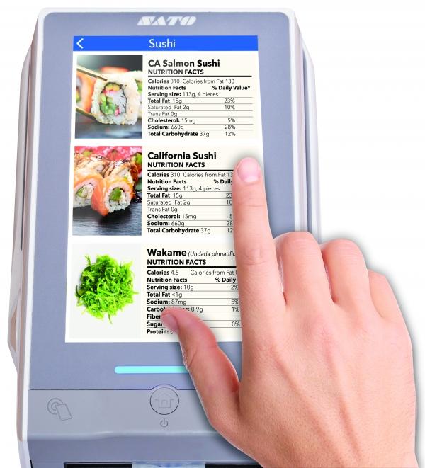 Met SATO Web AEP Kunnen Webapplicaties Eenvoudig Worden Uitgevoerd Op Intelligente Printers