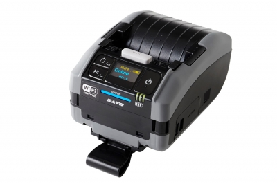 "PW2NX - A powerful compact 2"" mobile printer"