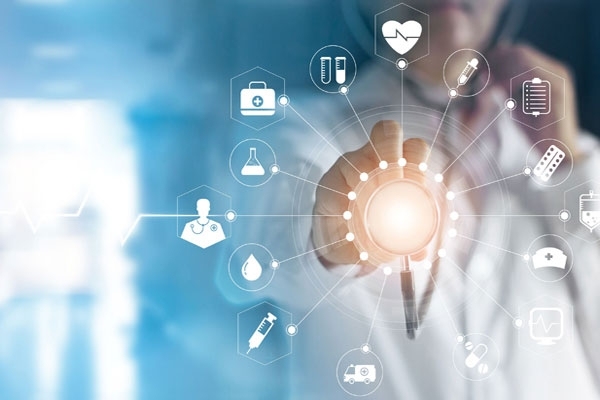 EASY-CLEAN, SAFE AND PORTABLE SOLUTIONS TO SUPPORT THE HEALTHCARE SECTOR