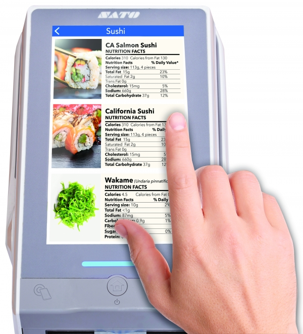 SATO Web AEP Enables Web Applications To Run Easily On Intelligent Label Printers