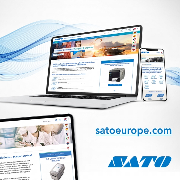 New SATO Website Goes Live