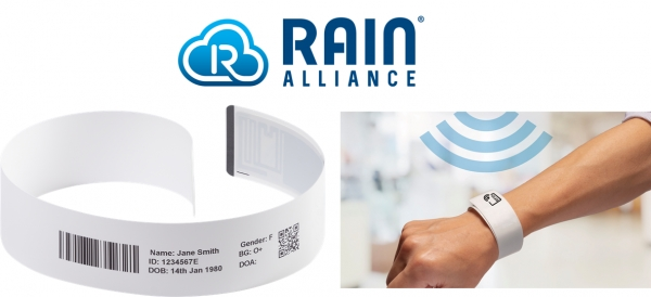 SATO Designed UHF RFID Patient ID Wristband Launched Worldwide