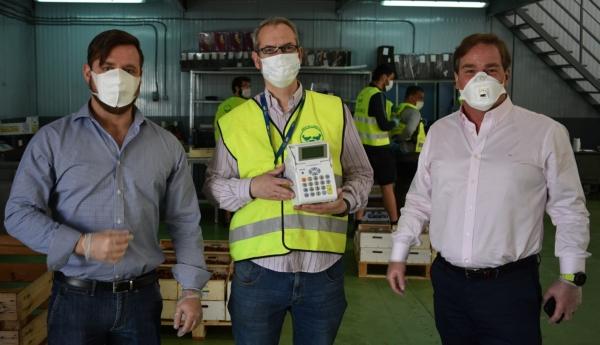 SATO EUROPE DONATES TO MADRID FOOD BANK