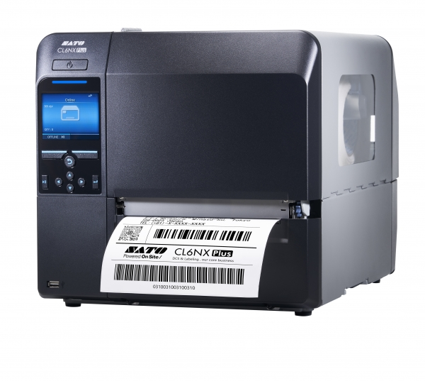 SATO Further Boosts NX Plus Series Portfolio with Release of CL6NX Plus