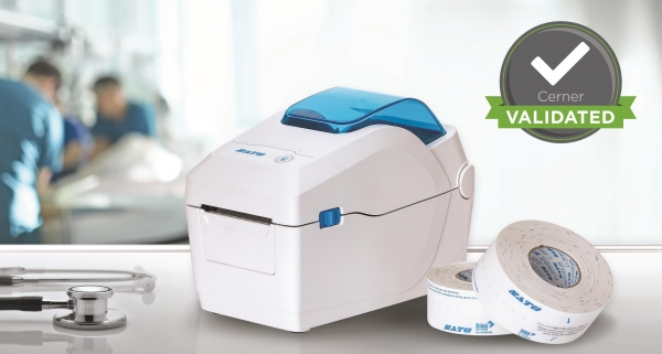 SATO Launches all-in-one Hygienic Printer to Support the Hospitals of Tomorrow