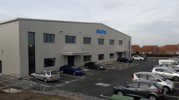 SATO Makes £7M Investment in New Harwich UK Site