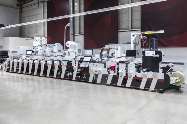 SATO UK Invests in Latest Mark Andy Presses for Performance Excellence